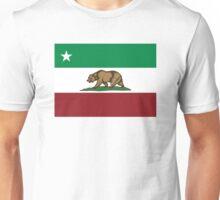 Mexican California Republic Flag Unisex T-Shirt