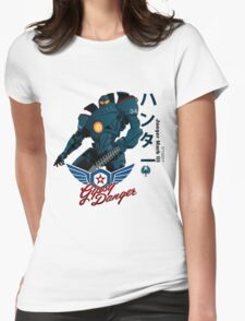Gipsy Danger Womens Fitted T-Shirt