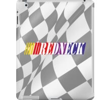 Redneck Nascar Fans iPad Case/Skin