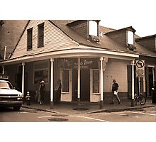 New Orleans - Bourbon Street Photographic Print