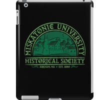 Miskatonic Historical Society iPad Case/Skin
