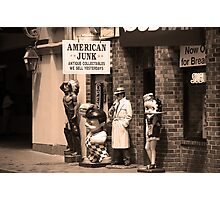 New Orleans Shop Photographic Print