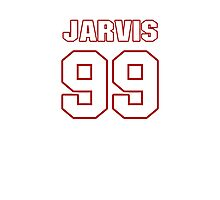 NFL Player Jarvis Jenkins ninetynine 99 Photographic Print