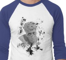 To Serve Man-Twilight Zone Men's Baseball ¾ T-Shirt