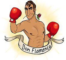 Don Flamenco (glowy version) by RessQ