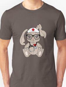 Nurse Nancy Bunny Unisex T-Shirt