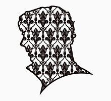 Sherlock - 221b Wallpaper Unisex T-Shirt