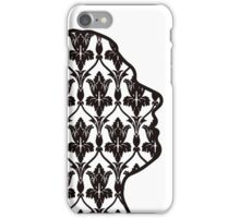 John - 221b wallpaper iPhone Case/Skin