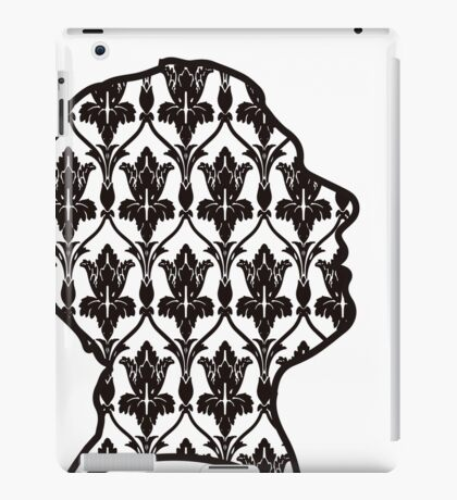 John - 221b wallpaper iPad Case/Skin