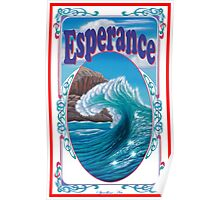 Dempster Peak Poster