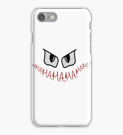 Joker Gotham Logo iPhone Case/Skin