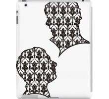 Sherlock Portraits - Wallpaper design iPad Case/Skin
