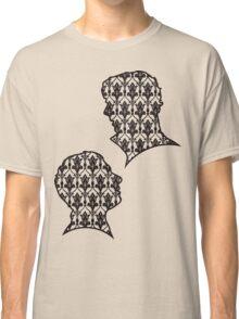 Sherlock Portraits - Wallpaper design Classic T-Shirt