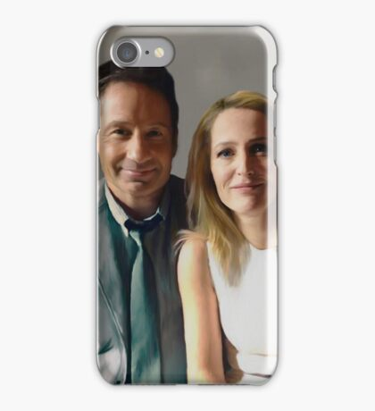 Rob and Laura Petrie 15 years later iPhone Case/Skin