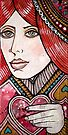 Valentine for the Queen of Hearts by Lynnette Shelley