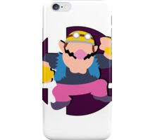Smash Bros: Wario iPhone Case/Skin
