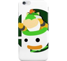 Smash Bros: Bowser Jr. iPhone Case/Skin