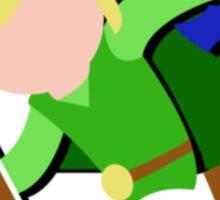 Smash Bros: Toon Link Sticker