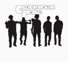 Clockwork Indigo - Flatbush Zombies - The Underachievers Kids Clothes