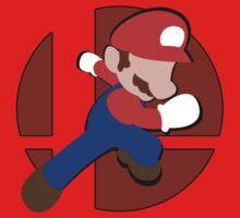 Smash Bros: Mario by megaoctipoosh