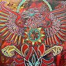 Flight of the Firebird by Lynnette Shelley