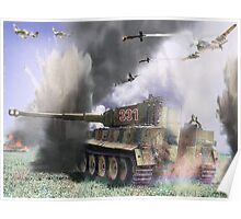 Typhoons and Tigers Poster