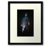 Batman Galaxy pt 2 Framed Print