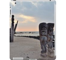 Puuhonua o Honaunau National Historical Park - Hawaii iPad Case/Skin