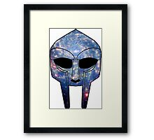 Space DOOM Framed Print