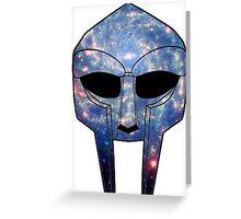 Space DOOM Greeting Card