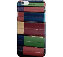 HP Books iPhone Case/Skin