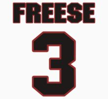 NFL Player Nate Freese three 3 by imsport