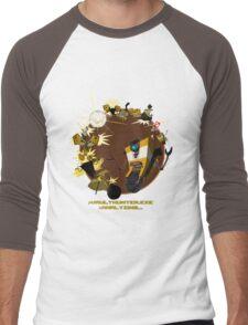 VaultHunter.exe Men's Baseball ¾ T-Shirt