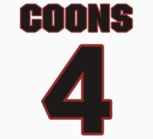 NFL Player Travis Coons four 4 by imsport