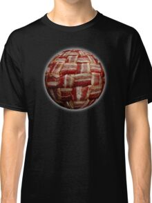 Bacon-Wrapped Football Soccer Ball 2 Classic T-Shirt