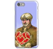 MIke Heart container iPhone Case/Skin