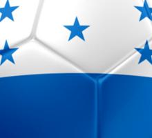 Honduras - Honduran Flag - Football or Soccer 2 Sticker
