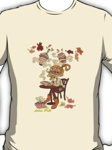Pumpkin Spice and Cold Season T-Shirt