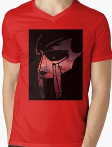 Beneath the Mask(no sacred g) Mens V-Neck T-Shirt