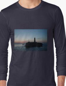 Big Brother Sunset  Long Sleeve T-Shirt