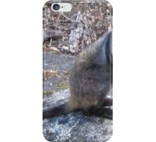 Wallaby dream iPhone Case/Skin