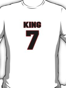 NFL Player Marquette King seven 7 T-Shirt