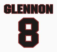 NFL Player Mike Glennon eight 8 by imsport