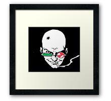 Classic Spider Jerusalem  Framed Print