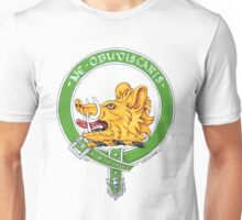 Clan Campbell Scottish Crest Unisex T-Shirt