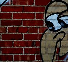 Brick Wall Art by jwoodphoto01