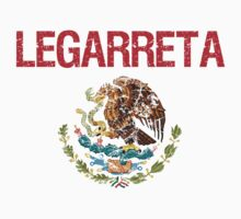 Legarreta Surname Mexican Kids Clothes