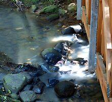 Water Under the Bridge by Wayne  Nixon  (W E NIXON PHOTOGRAPHY)