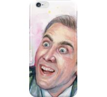 Nicolas Cage Meme You Don't Say iPhone Case/Skin