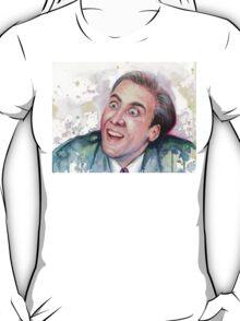 Nicolas Cage Meme You Don't Say T-Shirt